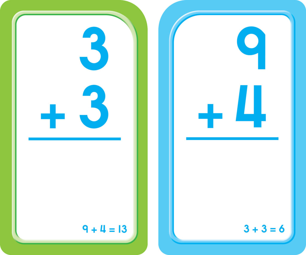Addition Cards   Zelay.wpart.co With Regard To Printable Multiplication Cards 0 12
