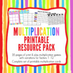 Addition Math Games 2Nd Grade Multiplication Printable For Printable Multiplication Games For 3Rd Grade