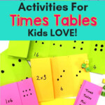 Best Times Tables Printable Number Games {Results Guaranteed!} Throughout Printable Multiplication Booklets