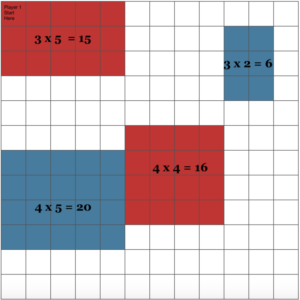 Blockout | Math For Love With Regard To Printable Multiplication Squares Game