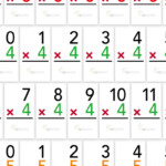 Free Multiplication Flash Cards Printable Sheets From Upsparks Regarding Printable Multiplication Flash Cards
