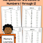 Free* Multiplication Worksheets 1 12 | Multiplication With Printable Multiplication Sheets 1 12