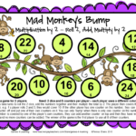 Fun Games 4 Learning: My Products In Printable Multiplication Board Games