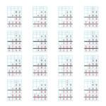 Grid Method Multiplication Using Ks2 Work | Alicanteapaneca Within Printable Multiplication Grid Method