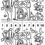 Halloween ! Printable Number Sequence Puzzle. #halloween Regarding Multiplication Jigsaw Printable