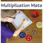 Hands On Multiplication   Printable Mats | Math | Teaching Regarding Printable Multiplication Mats