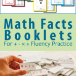 Math Facts Booklets For Fluency Practice | Jessica Renée In Printable Multiplication Booklets