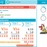 Math Game: Multiplying Decimals Throughout Printable Decimal Multiplication Games