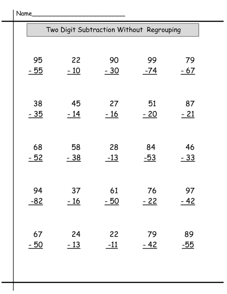 Math Worksheet 2 | Printable Worksheets And Activities For With Multiplication Worksheets 2S