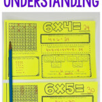 Multiplication Fact Booklets   Improving Understanding And With Regard To Printable Multiplication Booklets