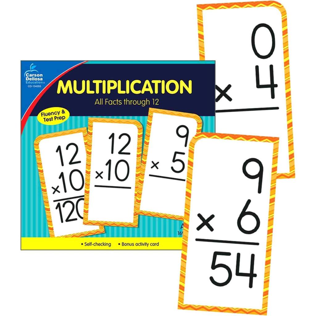 Multiplication Flash Cards – Mousecolorado.co Within Printable 1 12 Multiplication Flash Cards