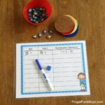 Multiplication Games With Dice   Frugal Fun For Boys And Girls In Printable Multiplication Mats