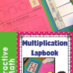 Multiplication Strategies Interactive Lapbook And Games Within Multiplication Lapbook Printable