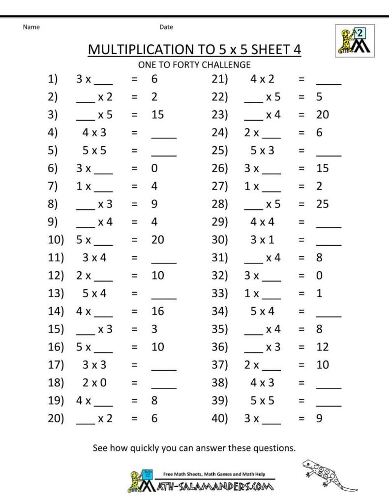 Multiplication Worksheets Grade 3 Coloring | Math Inside Printable Multiplication Sheets Grade 4