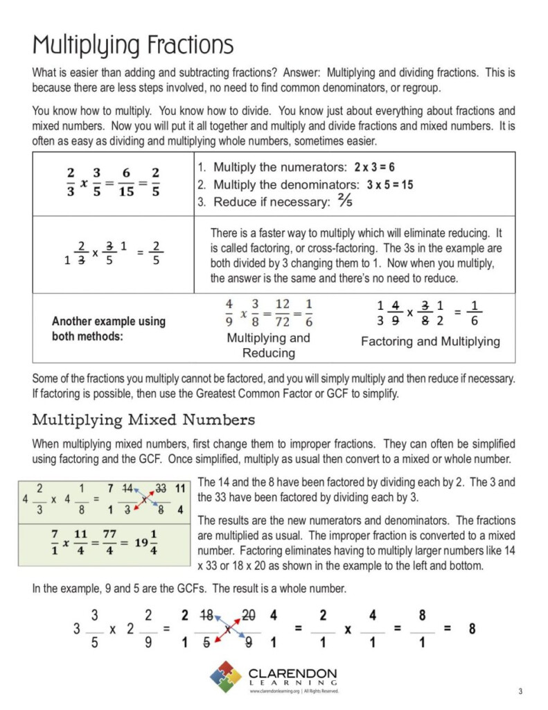 Multiplying And Dividing Fractions Worksheet Year Work Throughout Multiplication Worksheets Year 3 Tes