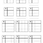 Number Resources, Math Worksheets | Math Worksheets, Math In Printable Multiplication Grid Method