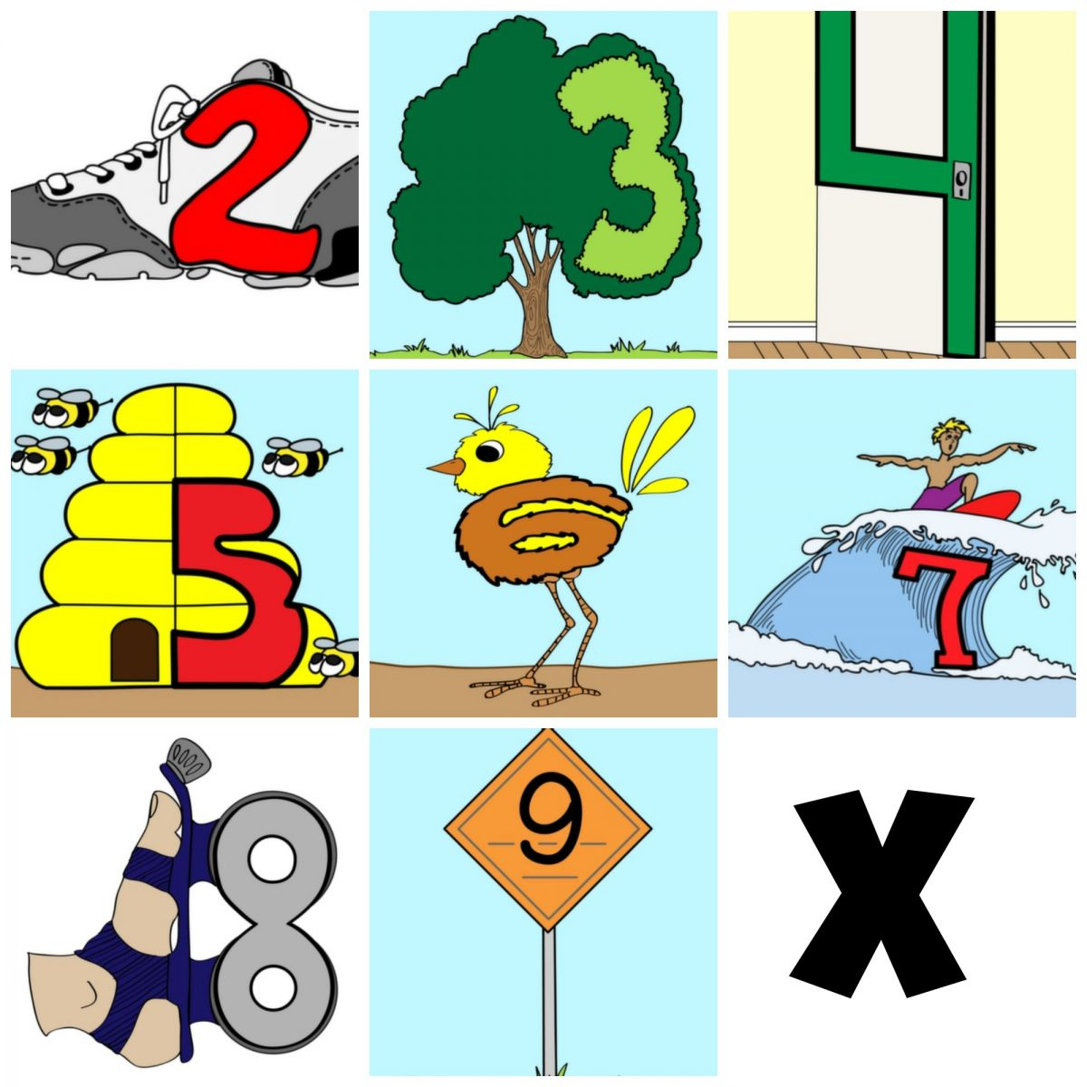 Practice And Teach Multiplication Facts: Game With Free with regard to Printable Multiplication Fact Games