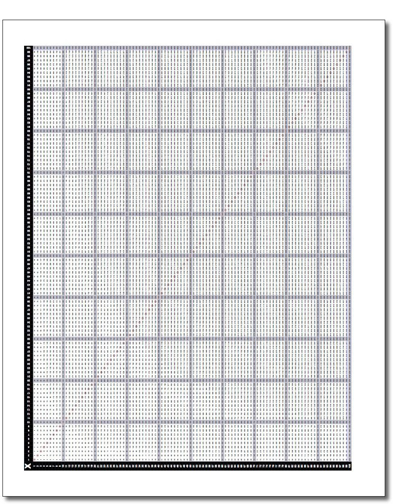 Printable 100X100 Multiplication Chart Pdf Great For throughout Printable Multiplication Chart Up To 100