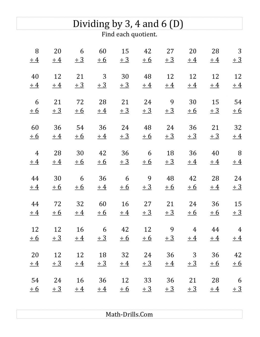 Printable Basic Math Worksheet | Printable Worksheets And throughout Printable Multiplication Worksheets Up To 12
