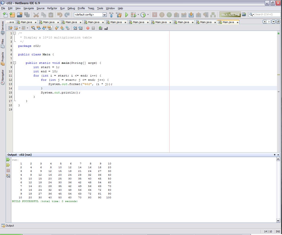 Printable Multiplication Table Java | Download Them Or Print throughout Printable Multiplication Table Java