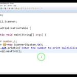 Printable Multiplication Table Java | Download Them Or Print With Regard To Printable Multiplication Table Java