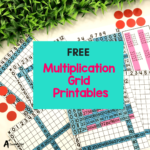 Printable Multiplication Tables {Essential Tips & Tricks!} In Multiplication Houses Printable