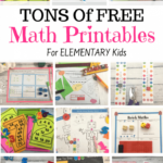 The Ultimate Collection Of Free Teacher Worksheets For In Printable Multiplication Booklets