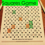 "We've ""mathified"" The Squares Game! 