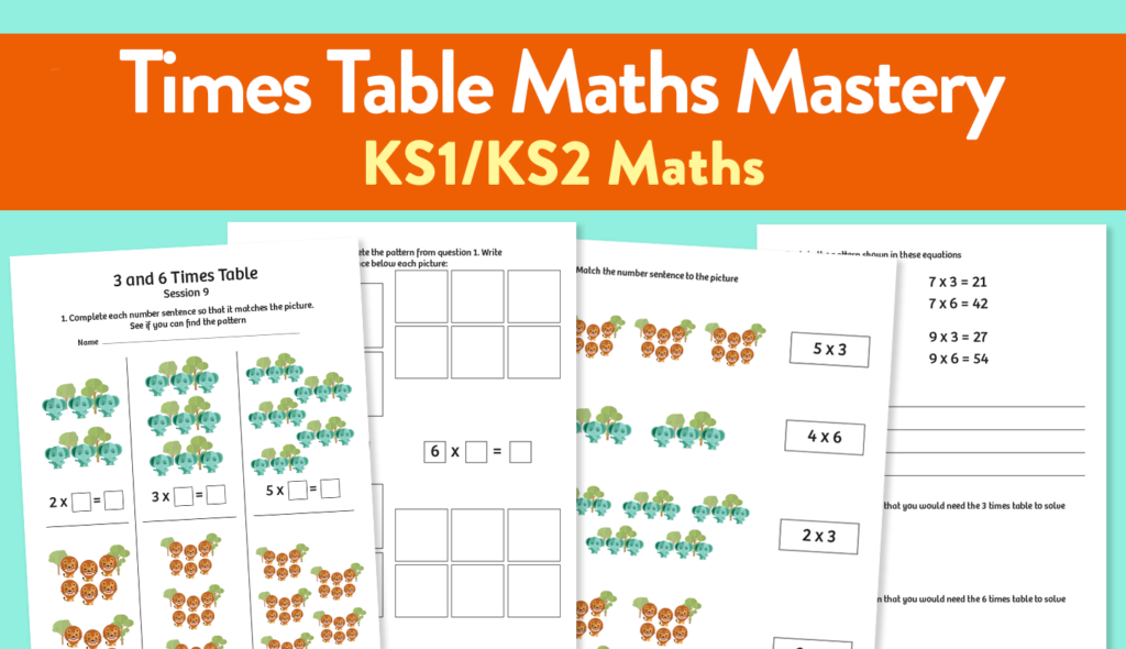 12 Of The Best Times Tables Resources And Games For Primary In Printable Multiplication Games Ks2