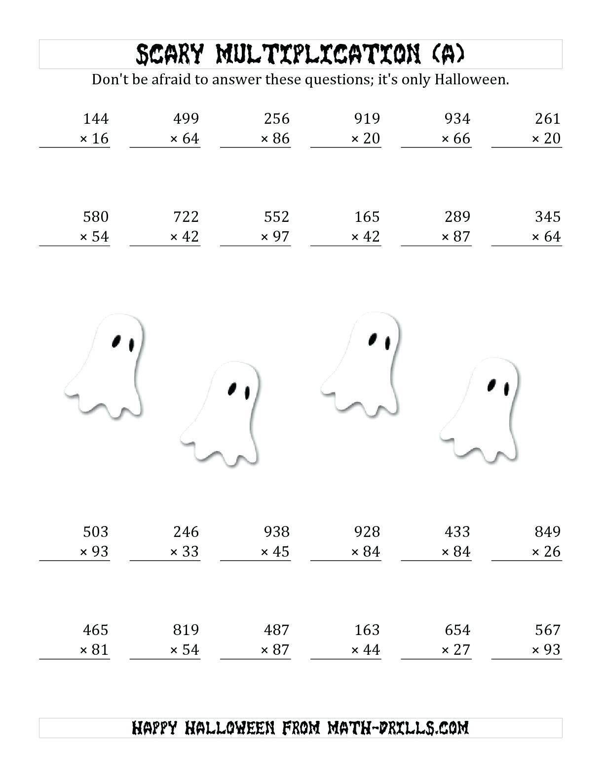 2 Digits X 2 Digits Worksheet | Printable Worksheets And regarding Multiplication Worksheets 3 Digit By 1 Digit