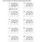 Blank Lattice Multiplication Worksheets & Lattice With Printable Lattice Multiplication Worksheets