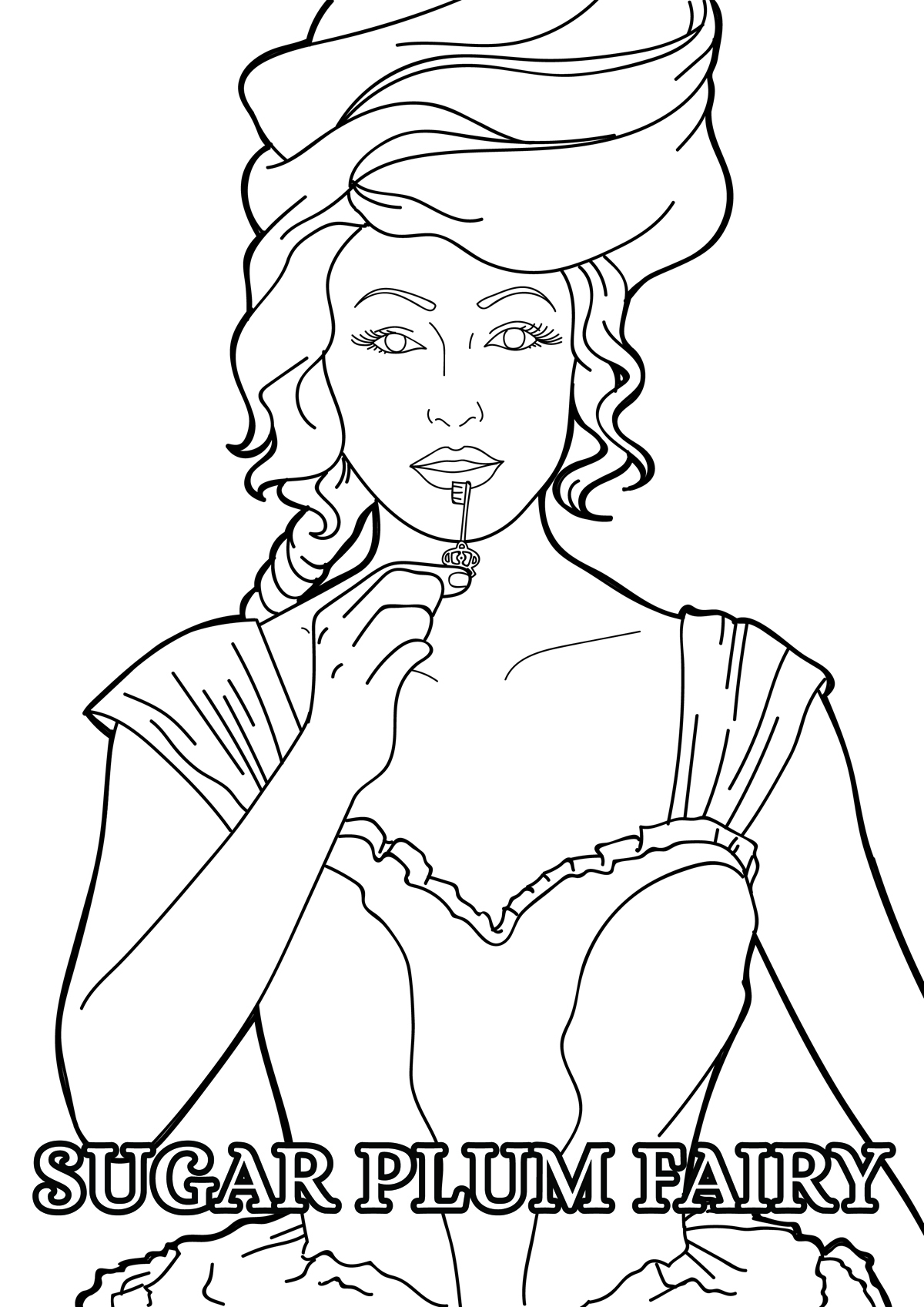 Coloring Pages : Sugar Plum Fairy The Nutcracker And Four with regard to Multiplication Worksheets Doc