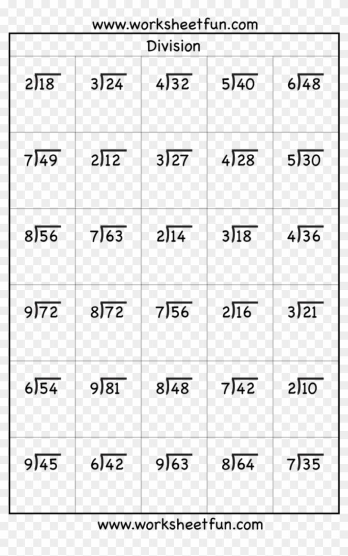 Printable Multiplication Worksheets Grade 4