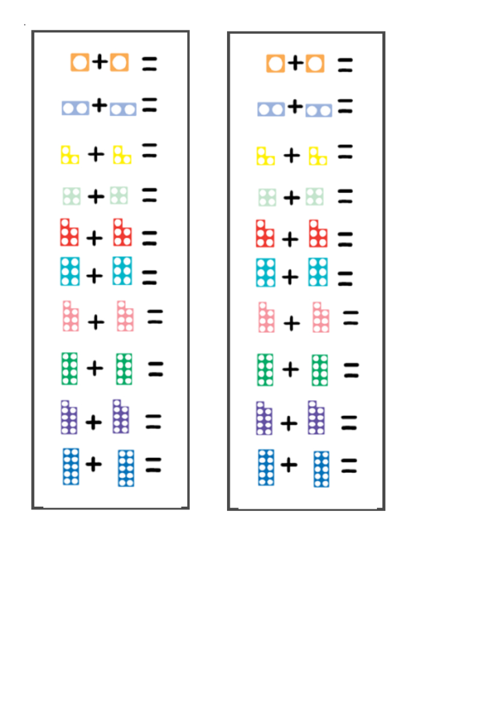 Doubling Numicon Worksheet Year 1   Numicon, Worksheets With Multiplication Worksheets Ks1 Tes