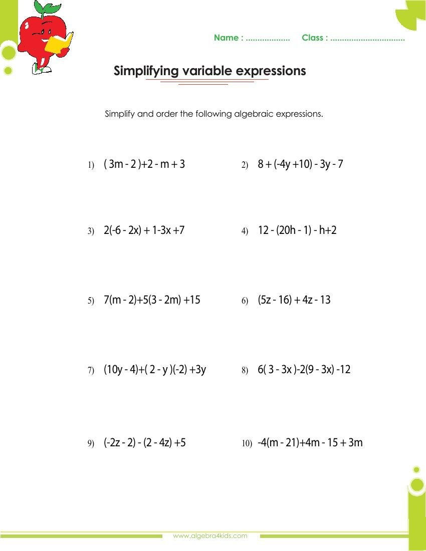 Factoring Polynomials Worksheets With Answers And Operations inside Worksheets About Multiplication Of Polynomials