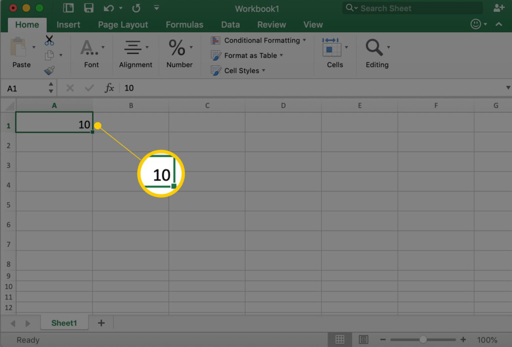 How To Multiply Numbers In Excel Intended For Multiplication Worksheets Excel
