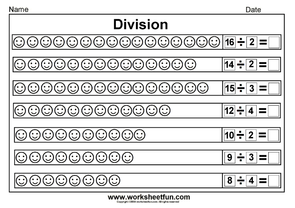 Math Division Worksheet For Grade 4 | Printable Worksheets With Regard To Printable Multiplication And Division Worksheets For 3Rd Grade