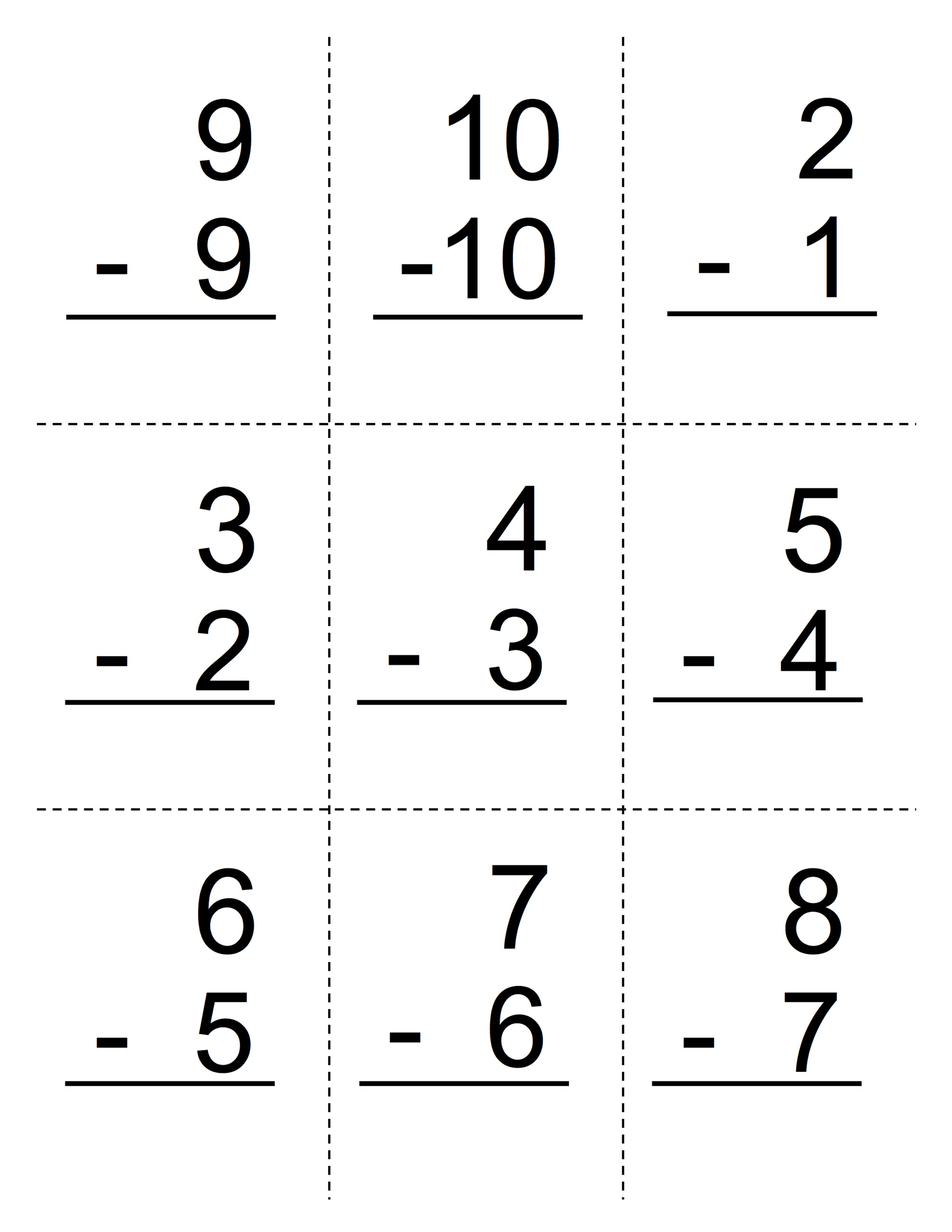 Math Flashcards Worksheet | Printable Worksheets And intended for Free Printable Horizontal Multiplication Flash Cards