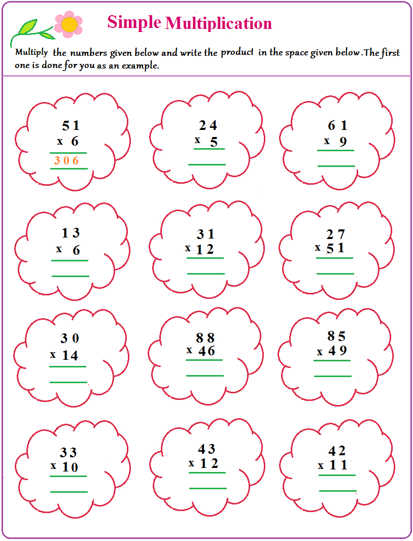 Maths - Lessons - Tes Teach with Multiplication Worksheets Ks1 Tes