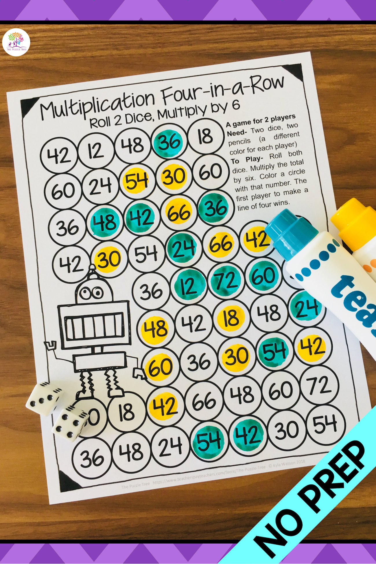 Multiplication Games Printable: Four-In-A-Row Math Games For inside Printable Multiplication Games Ks2