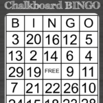 Multiplication Math Bingo Pertaining To Printable Multiplication Bingo
