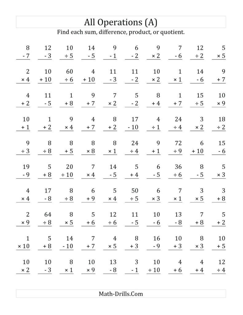 Multiplication Tables Worksheet Rockets 3 | Printable Intended For Multiplication Worksheets 7 12