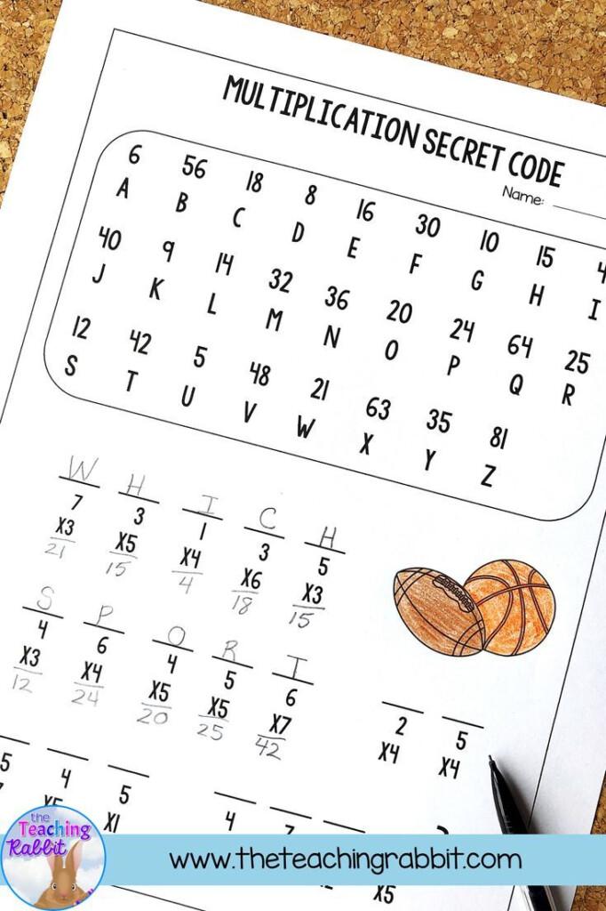 Multiplication Worksheets & Activities | Multiplication Pertaining To Printable Multiplication Packet