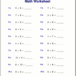 Multiplication Worksheets Grade 4 | Free Math Worksheets Within Grade 4 Printable Multiplication Problems