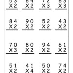 Multiplication Worksheets Grade 5 – Mreichert Kids Worksheets Inside Worksheets In Multiplication For Grade 5