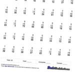 Spaceship Math Multiplication X: No X1 Or X0 Problems Regarding Multiplication Worksheets X0