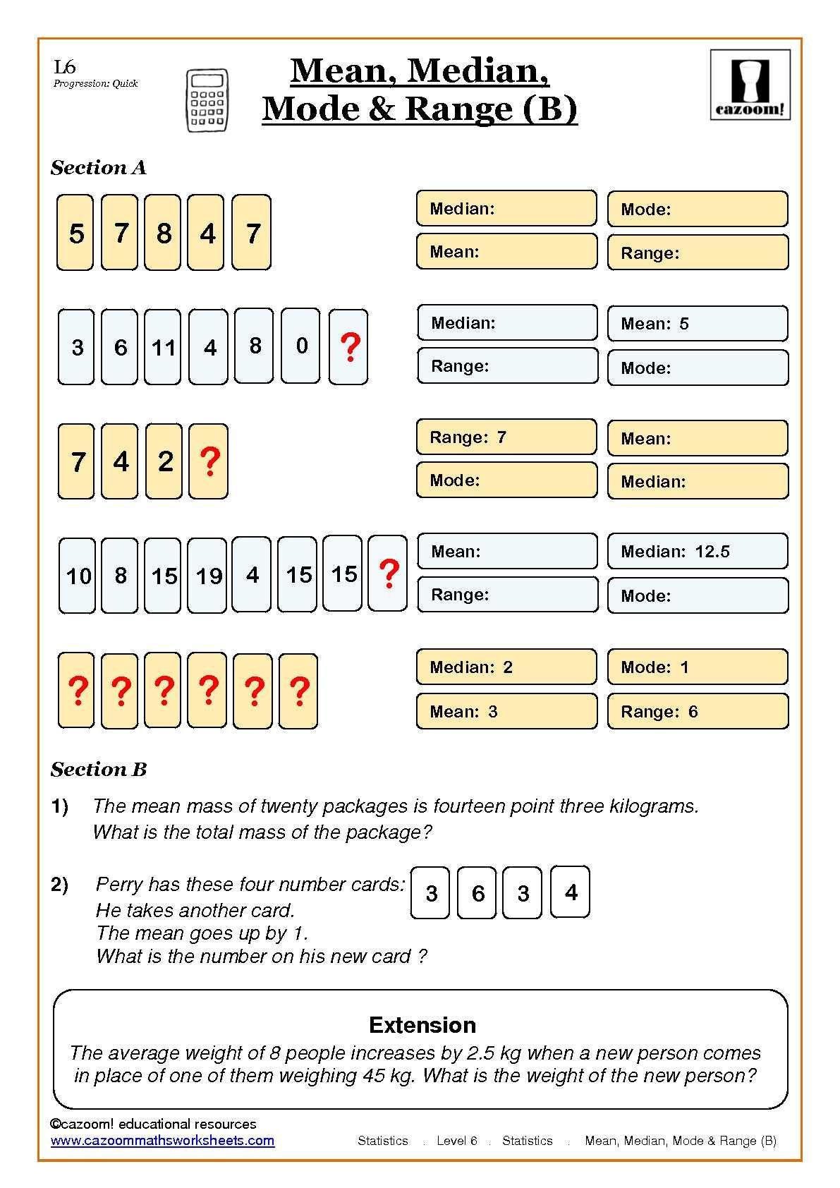 Statistic Maths Worksheets | Math Worksheets, Math, Worksheets with regard to Multiplication Worksheets Ks3 Tes