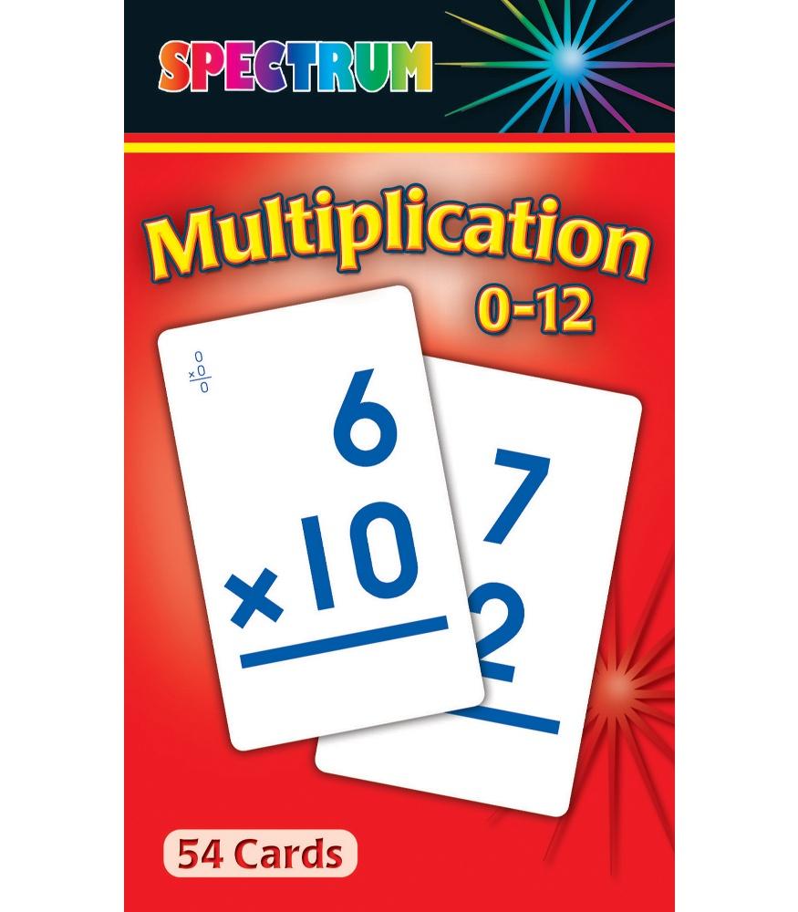 Striking Printable Multiplication Flash Cards 0 12 | Bates's inside Printable Multiplication Flash Cards 0-9