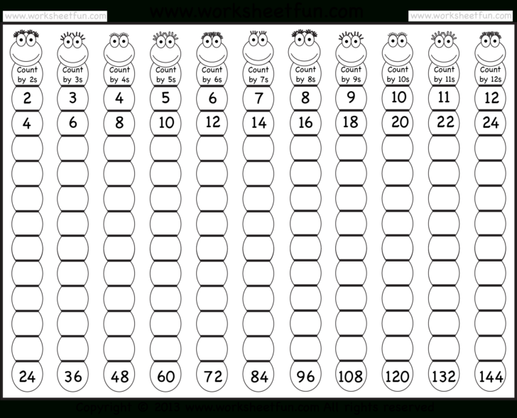 Printable Multiplication Table 1-20 Pdf