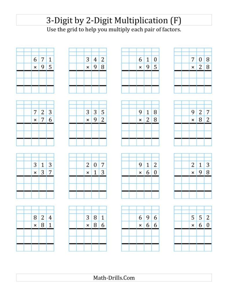 Title} (Com Imagens) | Atividades De Matemática, Atividades Regarding Multiplication Worksheets On Graph Paper